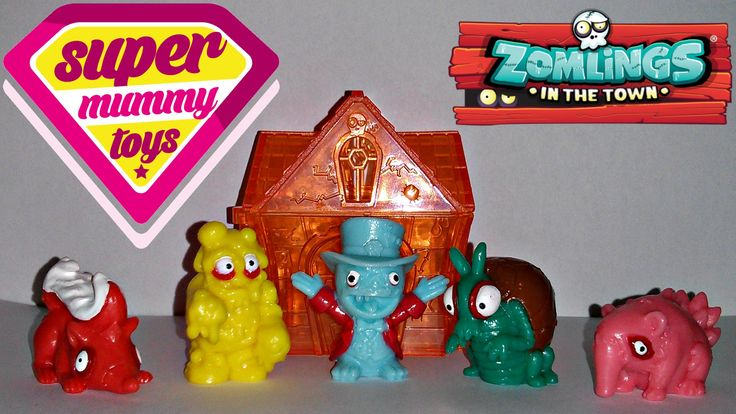 Toy Names A Z : Best images about super mummy toys zomlings on
