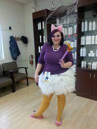Resultado de imagen de adult daisy duck costume homemade