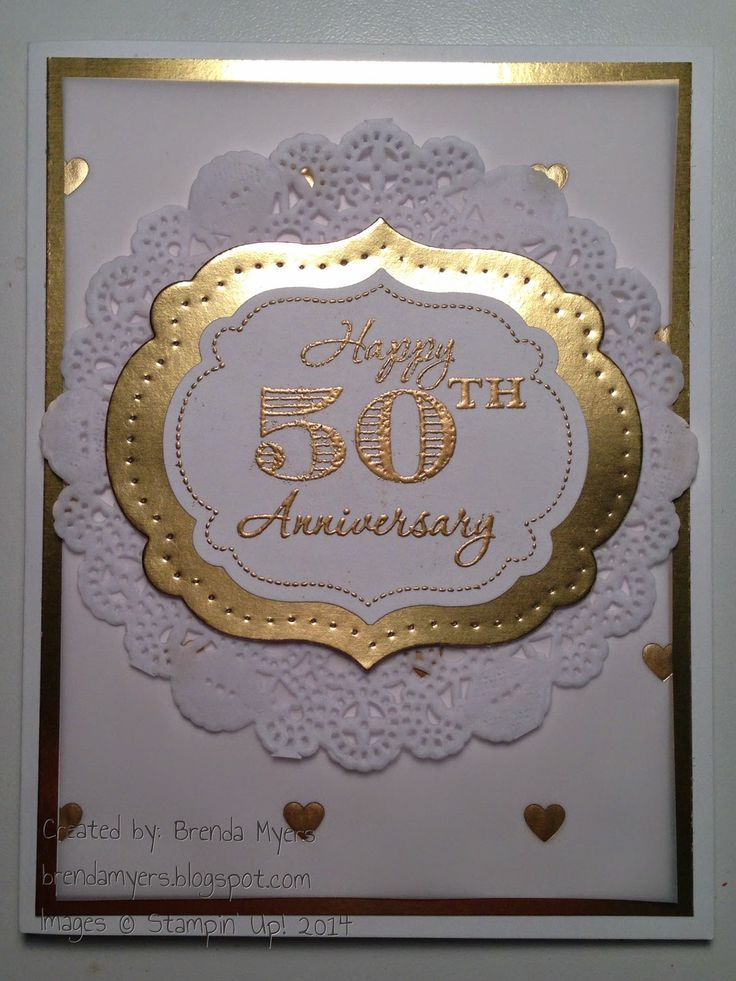Best 25 50th anniversary cards ideas on Pinterest  Wedding anniversary cards Happy wedding