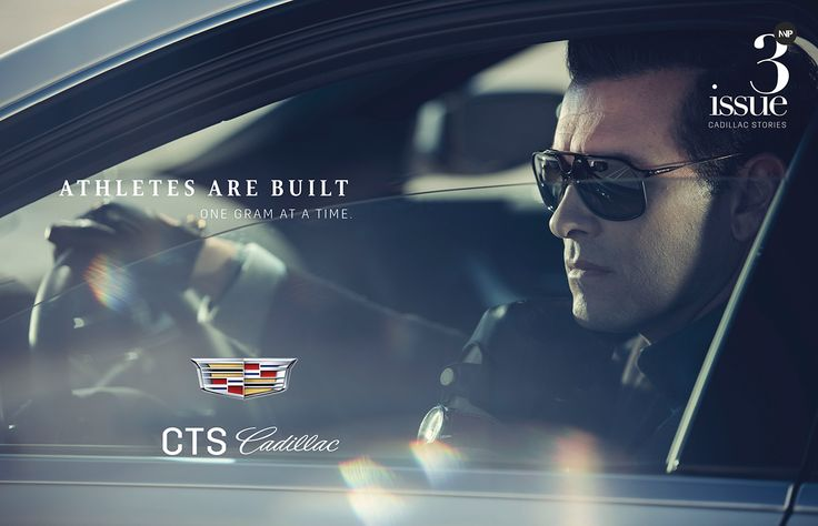 Cadillac CTS on Behance