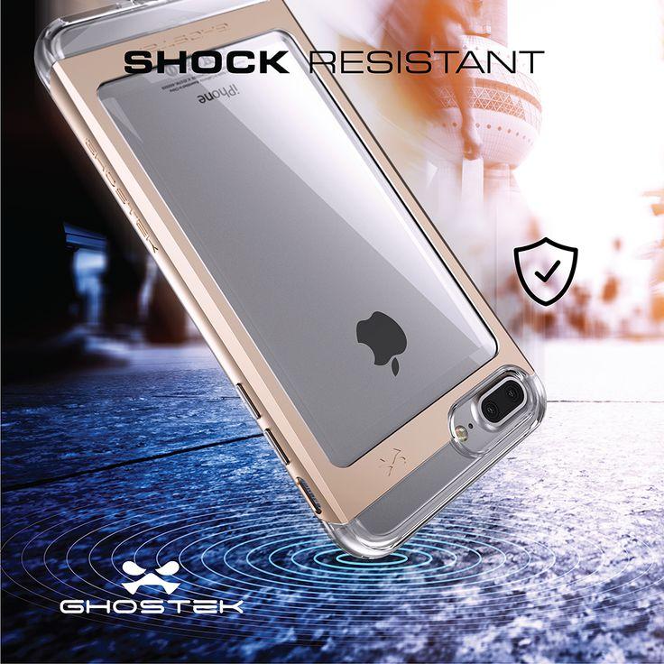 iPhone 7+ Plus Case, Ghostek® Cloak 2.0 Series for Apple iPhone 7+ Plus Slim Pr…