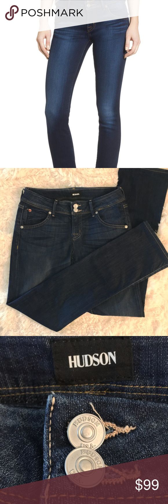 BNWOT HUDSON Beth Baby Bootcut In Kern Wash Sz 28 Absolutely FLAWLESS Purchased from Nordstrom, forgot to get them Tailored this winter so now they're for sale! Never worn and ready to go Hudson Jeans Jeans