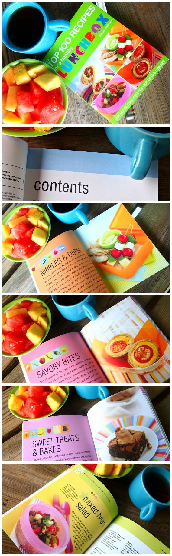100 Healthy Lunch Recipes!  $5.00 at Kohls!