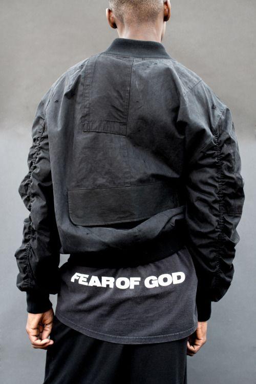 Resurrected vintage tees Fear Of God x 424