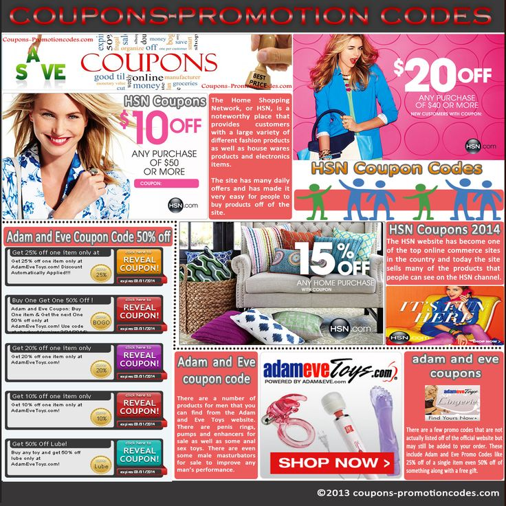 Visit our site  http://www.coupons-promotioncodes.com/stores/hsn-coupons/ for more information on coupons-promotioncodes.HSN Coupon Code is one of the most popular marketing or promotional strategy used by manufacturers and retailers to attract new customers. With the recession and constant price inflation of consumer goods and services everyone wants to save money, even those who can afford to pay want a discount.