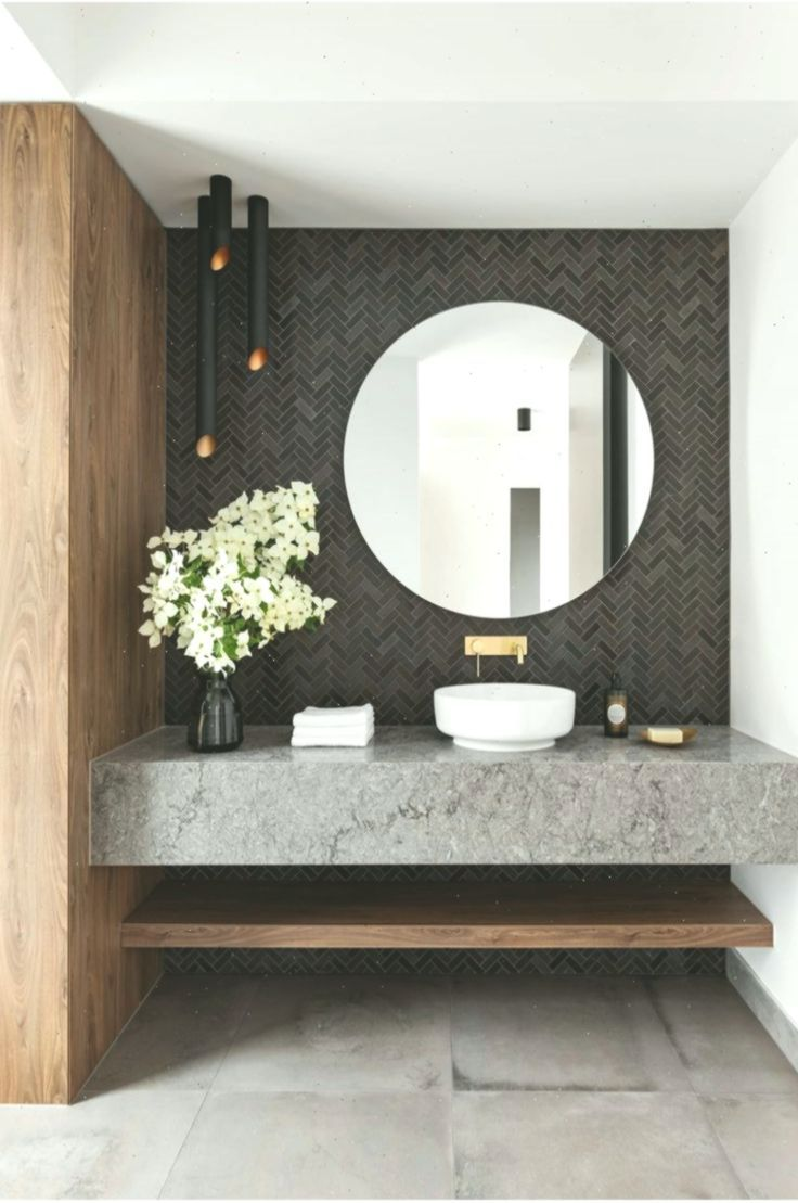 Modern Bathroom Design Idea Badezimmer Bathroom Design Idea
