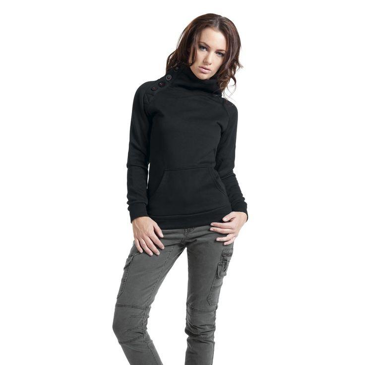 Sideways Sweatshirt »Sideways« | Köp i Sweden Rock Shop | Mer kåda Sweatshirts finns online ✓ Oslagbara priser!