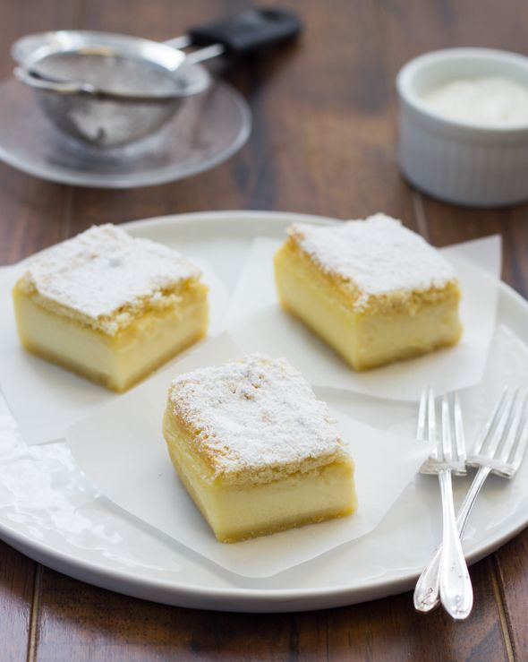 Lemon Magic Cake – Stasty
