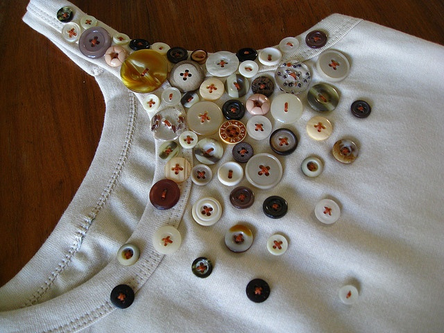 camiseta bordada by regininhalessa, via Flickr                                                                                                                                                      Mais