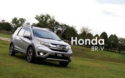 Honda BR-V —— 七座乐趣