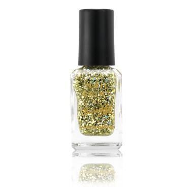 Barry M - Jewel Glitter Nail Paint – Yellow Topaz --> ราคา 255 บาท