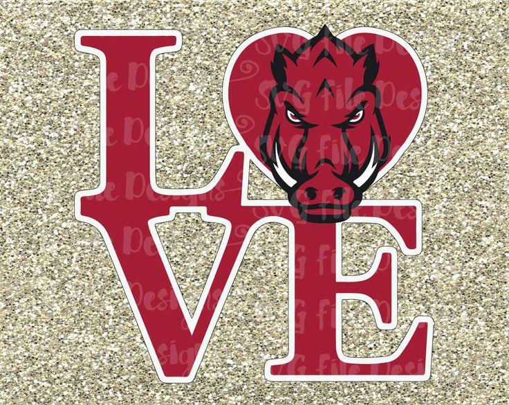 305 Best Images About Arkansas Razorbacks True Love On