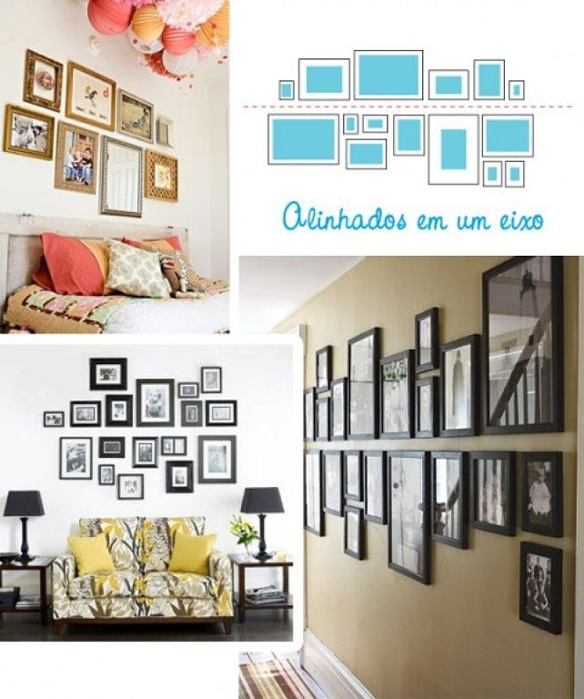 36 best images about composici n cuadros on pinterest for Marcos para decorar