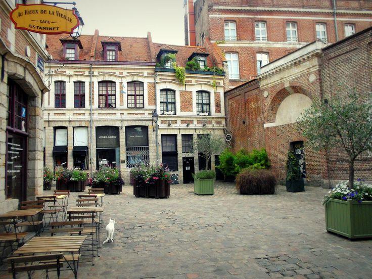 Place aux oignons, Vieux Lille