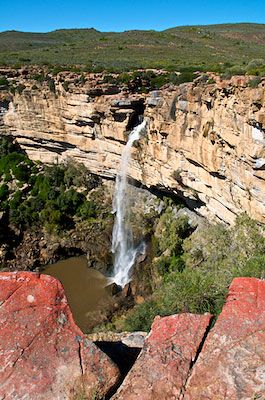 Nieuwoudville Waterfall South Africa