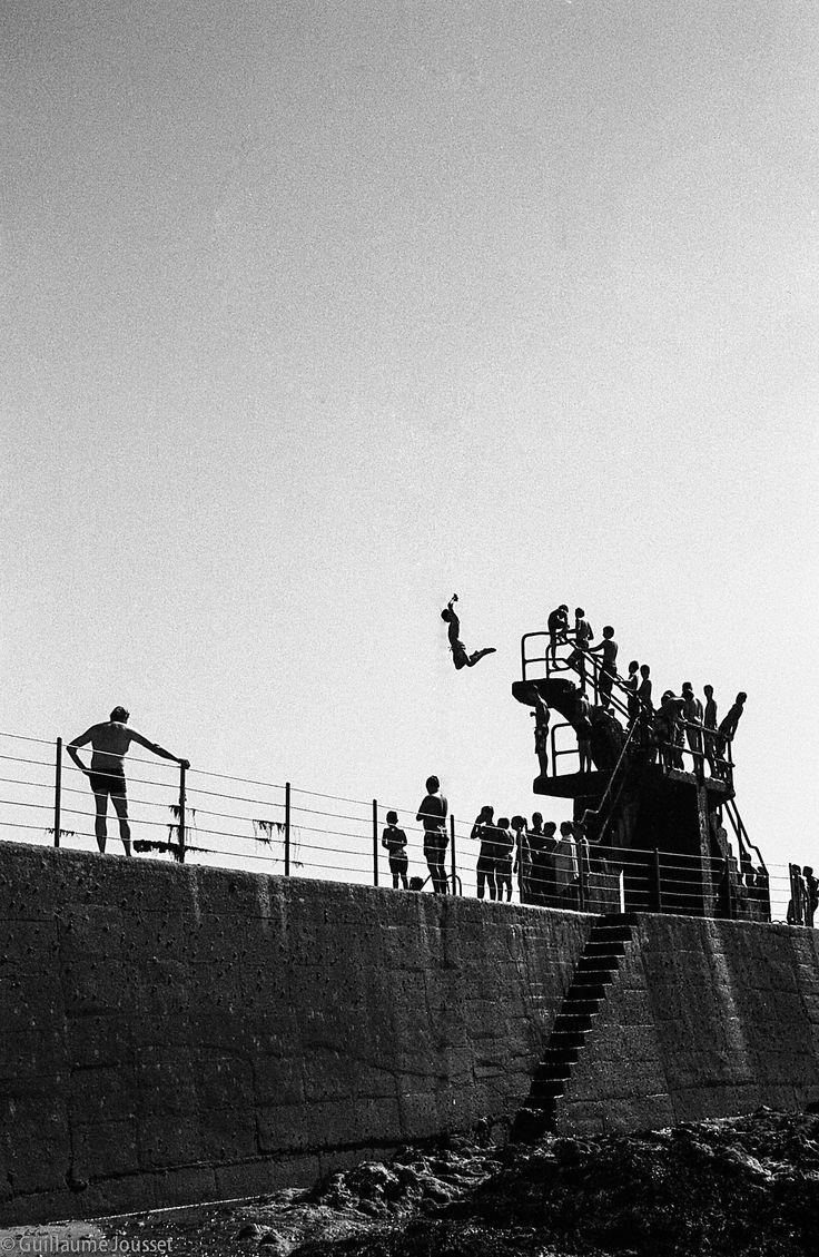 - Jour Deux-cent-cinquante-sept - D'un bond, tout s'envole… #Kodak #TriX #D76 #Nikon #FE #BelieveInFilm #filmphotography