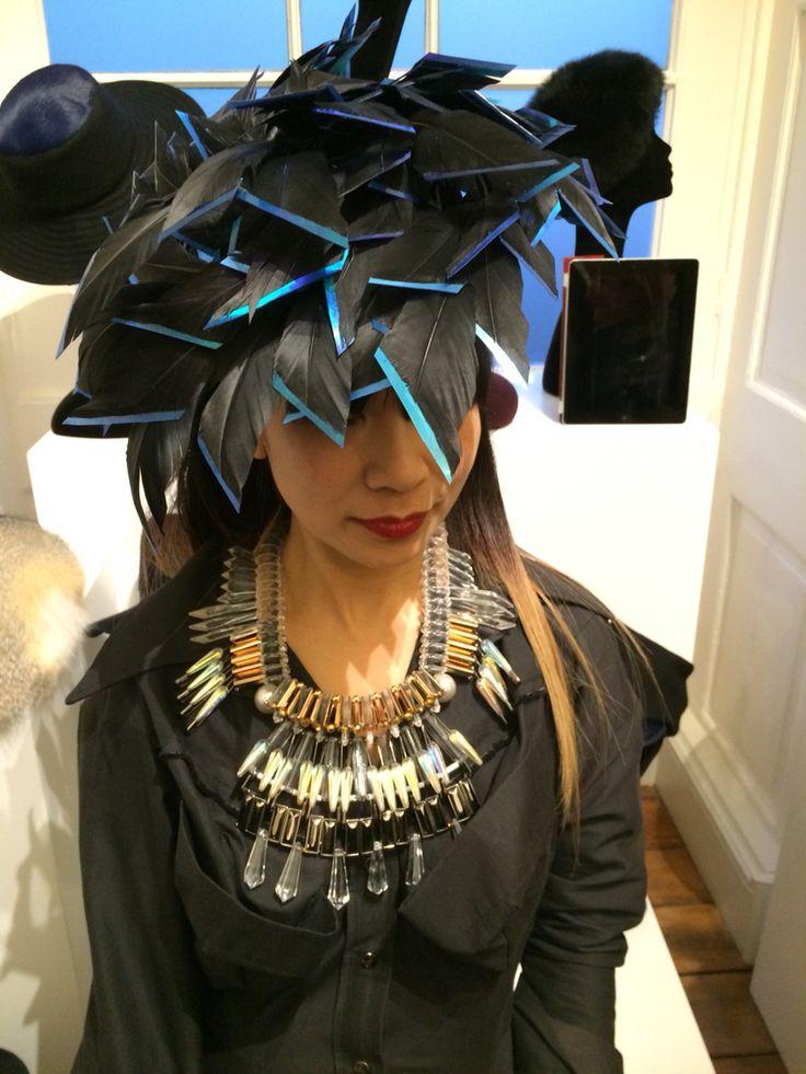 London Fashion week Feb 2015