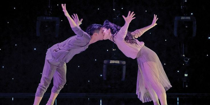 """So you Think You Can Dance"" Season 14 finalists Lex Ishimoto and Taylor Sieve shocked fans at home (at least the ones who hadn't thoroughly scoured their respective Instagrams) during Episode 14, when choreographer Mia Michaels asked if either of them had ever experienced ""the kind of love that tak..."