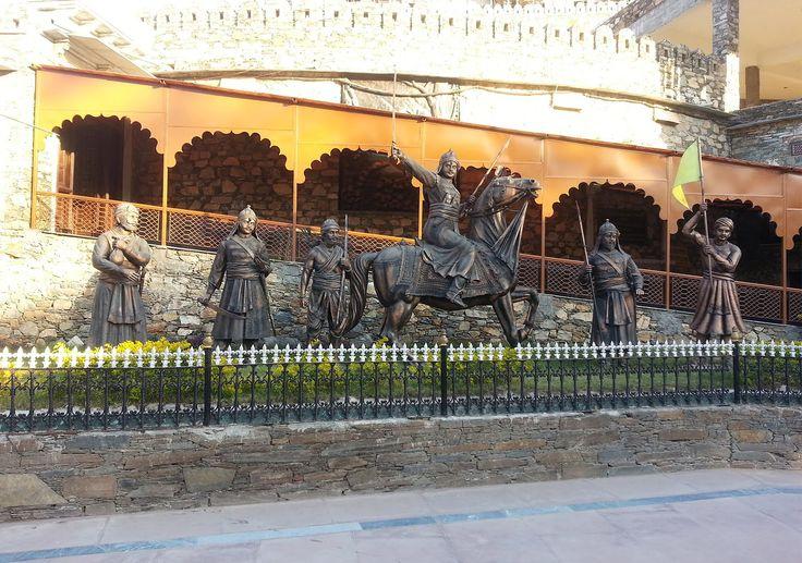Haldighati Maharana Pratap Museum,The First Freedom Fighter-Udaipur Raja...