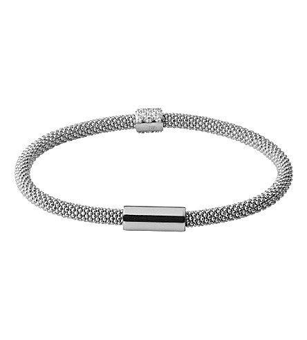 LINKS OF LONDON - Star Dust bead sterling silver bracelet | Selfridges.com