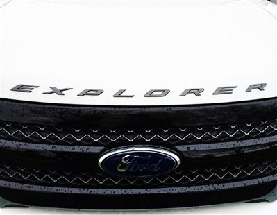 2013-2015 Ford Explorer Hood Badge - Sport at Partscheap.com