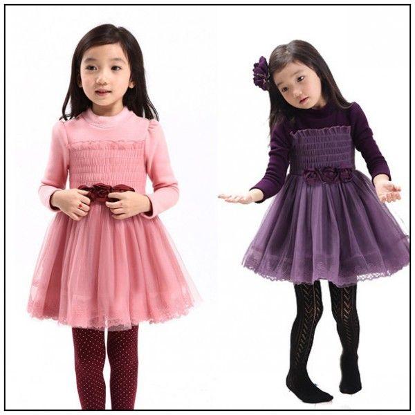 $17.10 (Buy here: https://alitems.com/g/1e8d114494ebda23ff8b16525dc3e8/?i=5&ulp=https%3A%2F%2Fwww.aliexpress.com%2Fitem%2F2015-new-cute-cartoon-owl-pattern-long-sleeved-dress-high-quality-cotton-princess-dress-pink-winter%2F32284370902.html ) 2015 new cute cartoon owl pattern long-sleeved dress high quality cotton princess dress pink winter dresses for girls 3-7 year for just $17.10