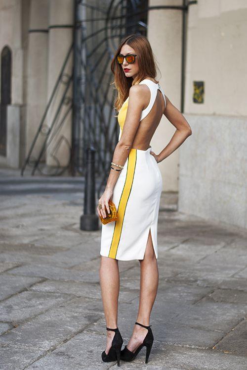Rochiile cu spatele decupat sunt in voga in aceasta vara. Iata ce modele de rochii cu spatele gol sunt must-have in 2015 si cum le poti purta!
