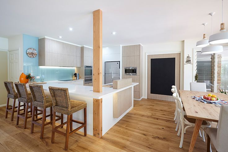 Living Green Designer Homes' interior - stunning new kitchen #LivingGreenDesignerHomes #interior #design #greenliving #sustainable #home