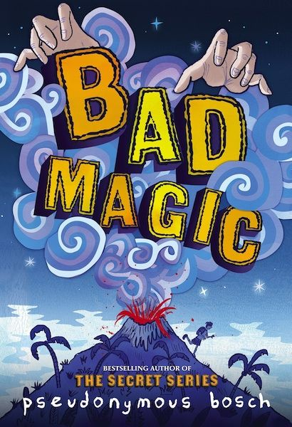 (Grades 4-7) Bestselling and well loved author Pseudonymous Bosch kicks off a new book series starring sixth grader Clay, who is sent off to a strange summer camp. No lanyards and archery here - try bees, ghosts, and a volcano.