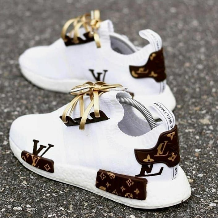 Would You Drope Or Nope Louisvuitton White Louis Vuitton Shoes Hot Shoes Girls Sneakers