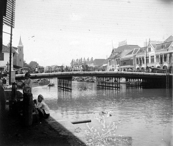 Batavia: Pasar Baru, 1900-1940