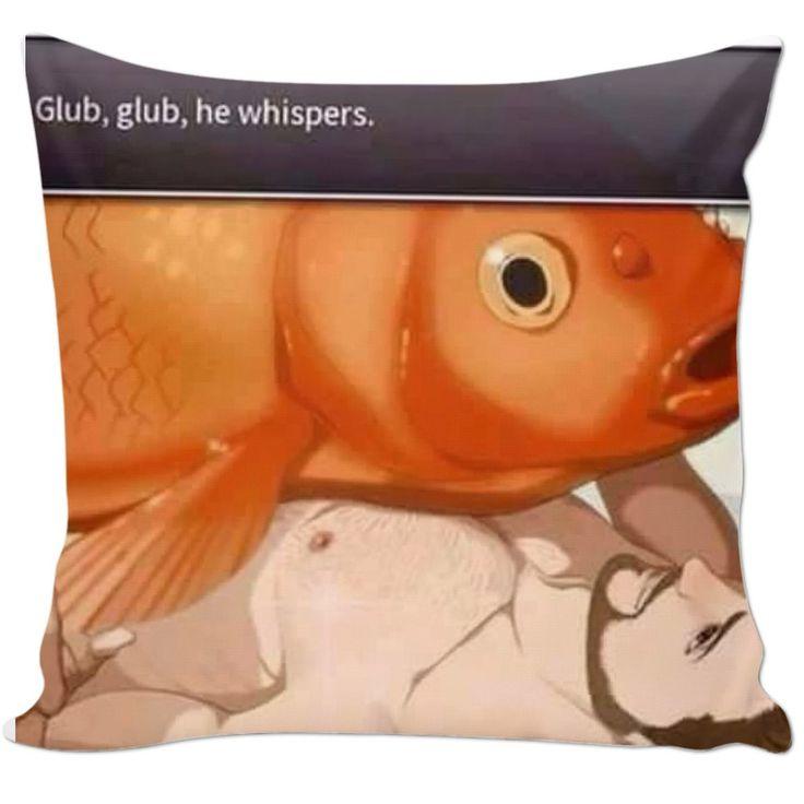 Glub glub he whispers T-shirt