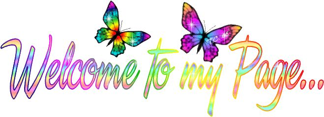 Welcome to My Page | All Graphics » welcome to my page