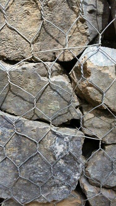 Chains rocks