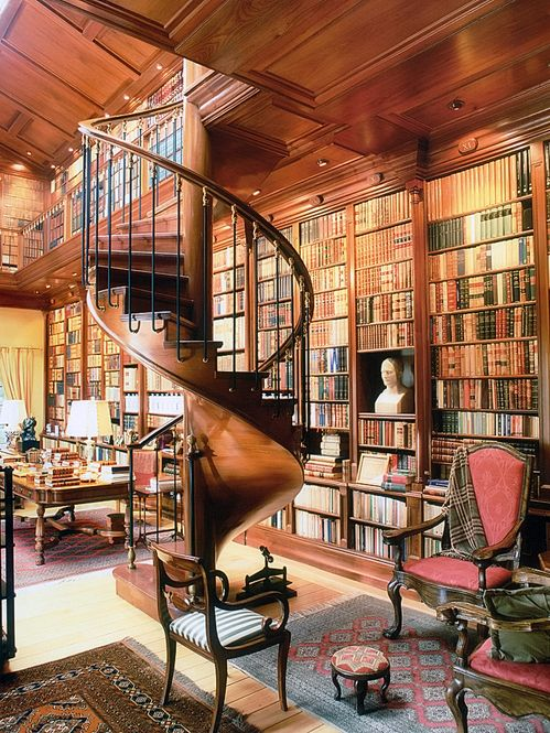Cool Home Library: Libraries, My