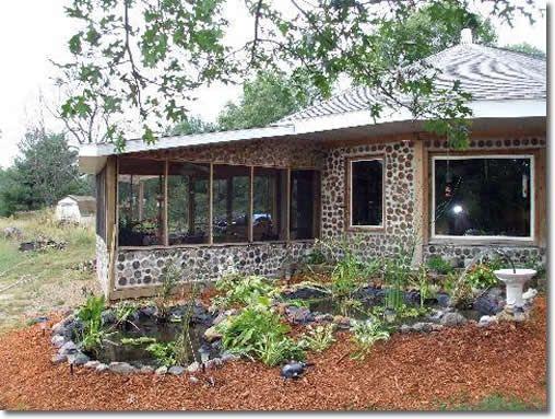 25 Best Ideas About Cordwood Homes On Pinterest Unique