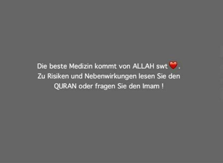 Medizin von Allah swt.