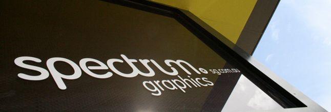 Spectrum Graphics, Canberra