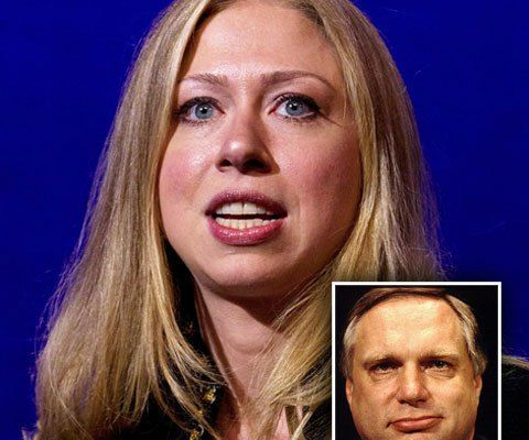 Chelsea Clinton Paternity Cover-Up   National Enquirer