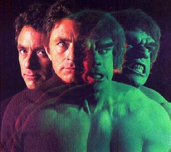 The Incredible Hulk (1978-1982) - Bill Bixby and Lou Ferrigno