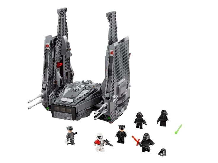 LEGO Star Wars Kylo Ren's Command Shuttle 75014 Building Kit