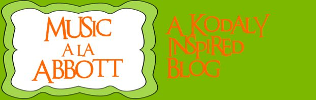 Music educators blog that is truly inspired by the kodaly method. This blog features resources using the same method mention earlier.