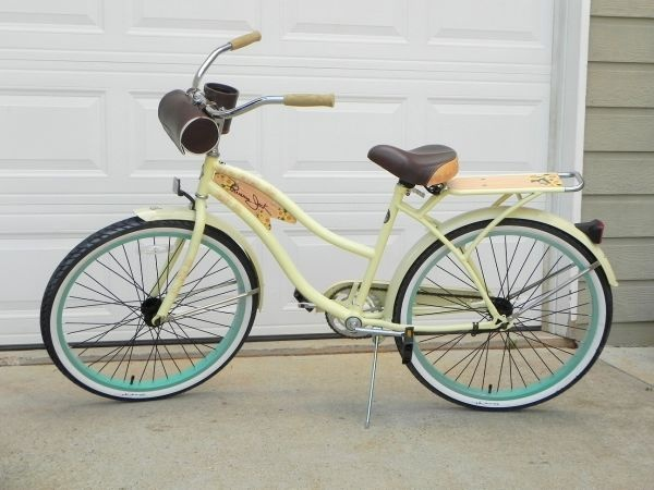 5bbfb69a276 My new bike! Except we souped mine up with a brown basket on the back