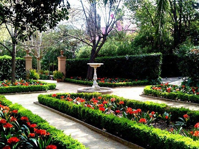 17 mejores ideas sobre jardines bonitos en pinterest for Jardines bien decorados