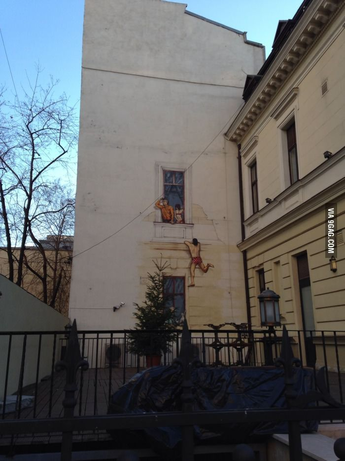 Meanwhile in Bucharest, Romania