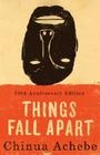 """Things Fall Apart tells two intertwining stories, both centering on Okonkwo, a """"strong man"""" of an Ibo village in Nigeria. These perfectly harmonized twin dramas are informed by an awareness capable of encompassing at once the life of nature, human history, and the mysterious compulsions of the soul."""