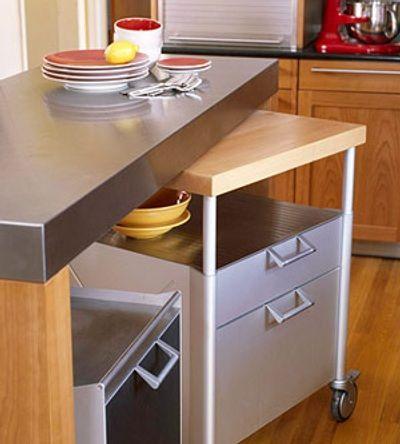 Tips Útiles: Renovación de Cocinas Pequeñas -Parte 2-