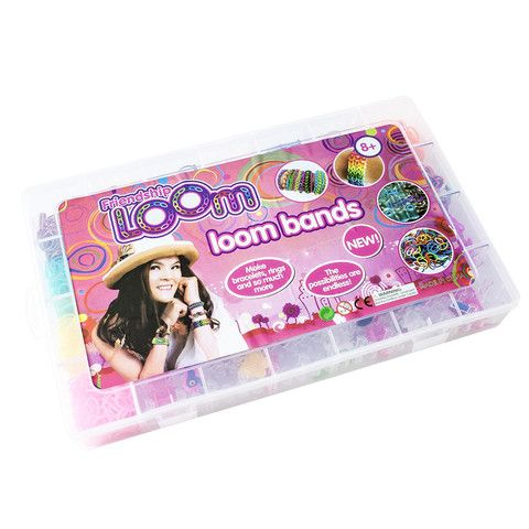 Friendship Loom Bands Ultimate 2200 Piece Kit – Yorkshire Trading Company
