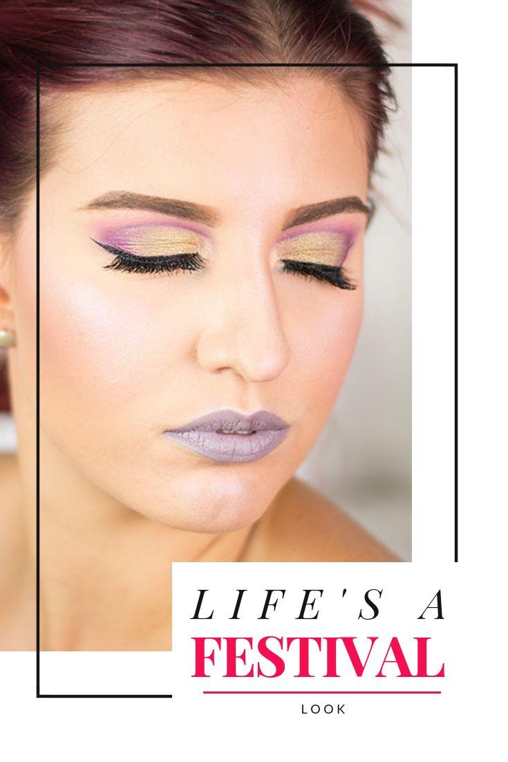 Make Up Farbe