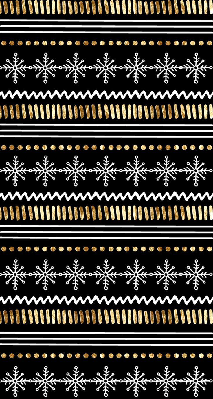 Tribal iphone wallpaper tumblr - Displaying Creative Index Black Snow Ip5 Jpg Winter Iphone Wallpaperchristmas Phone